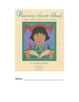 Nasreen's Secret School Annotated Version with Pictures
