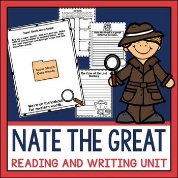 Nate the Great by Marjorie Sharmat