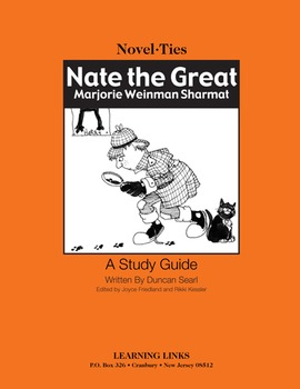 Nate the Great - Novel-Ties Study Guide