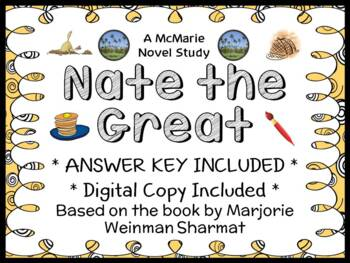 Nate the Great (Marjorie Weinman Sharmat) Reading Comprehe