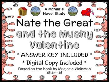 Nate the Great and the Mushy Valentine (Marjorie Weinman S