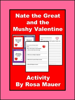 Nate the Great and the Mushy Valentine'