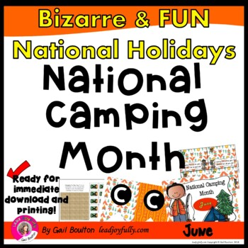 National Camping Month (June)