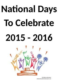 National Day Of Celebration