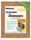 National Geographic Kids Dinosaurs {Nonfiction Comprehensi
