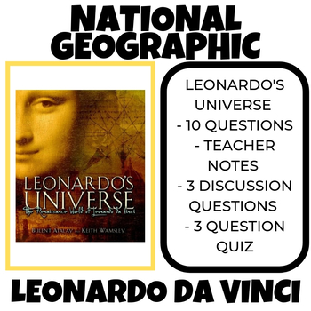 National Geographic Leonardo's Universe