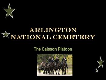 National Memorial - Arlington National Cemetery - The Cais