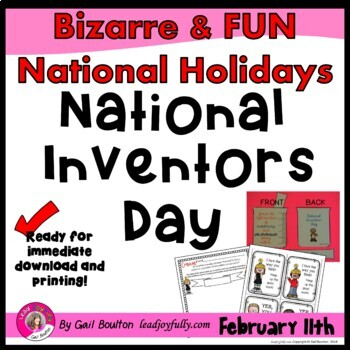 National Inventors' Day (February 11th)