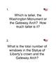National Monument Math