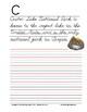 National Parks Handwriting Printables (Cursive Edition)
