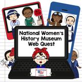 National Women's History Museum Web Quest