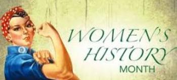 National Women's Month - supplement unit - articles, lesso