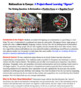 Nationalism in Europe (World History): Inquiry-Project