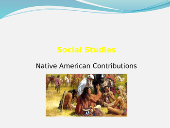 Native American Contributions and Impact of Immigrants on