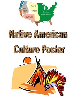 Native American Culture Poster Project