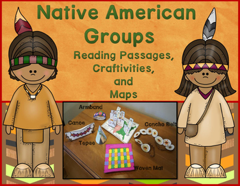 Native American Groups Social Studies