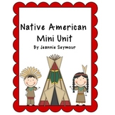 Native American Lessons and Activities