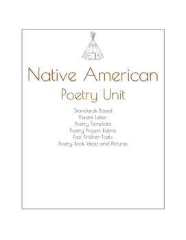 Native American Poetry Project