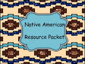 Native American Resource Packet PART 2
