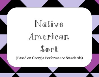 Native American Sort