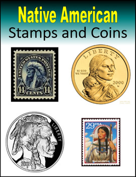 Native American Stamps and Coins