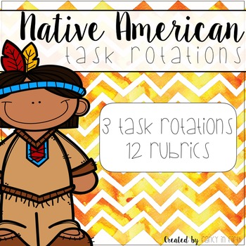 Native American Task Rotations