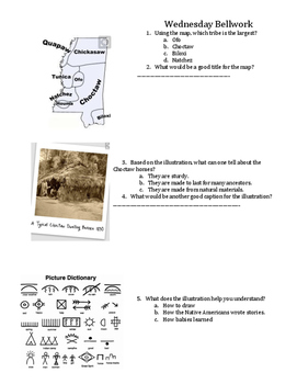 Native American Text Features