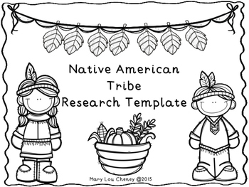native american research paper