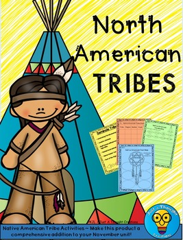 Native American Tribes - Social Studies - November