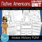 Native American Unit Resources- 51 PAGES