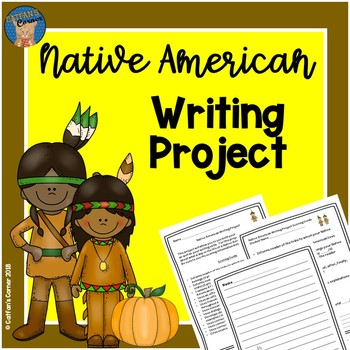 Native American Writing Project