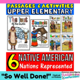 Native Americans: Native American Passages and Activities: