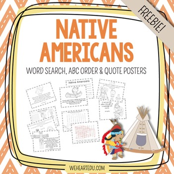 Native Americans Free