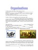 Native Americans History booklet