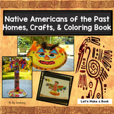 Native Americans Let's Make a Book