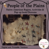 Native Americans:  People of the Plains Lessons, Activitie