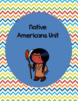 Native Americans Unit and Memory Game