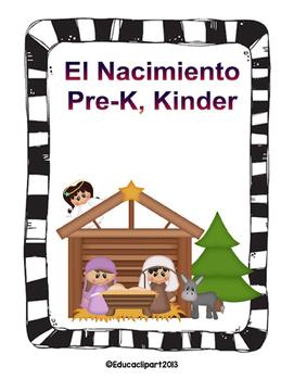 Natividad pack prek