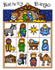 Nativity Bingo