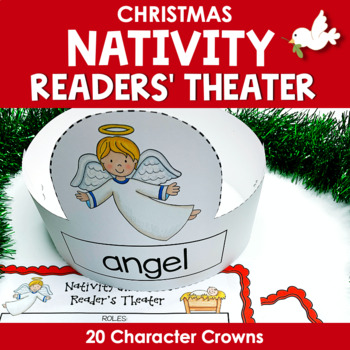 Christmas Nativity and Readers' Theater