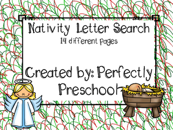 Nativity Letter Searches