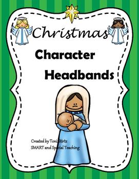 Nativity Reader's Theater Headband Freebie