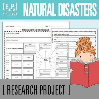 Natural Disaster Research and Presentation