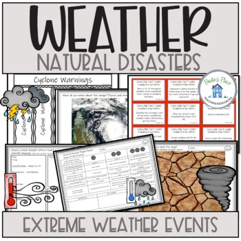 Natural Disasters - Extreme Weather