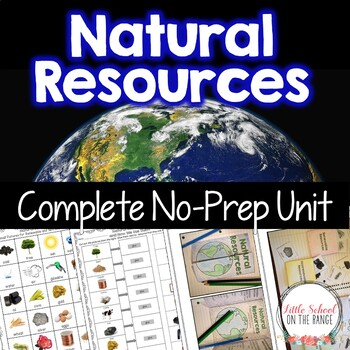 Natural Resources and How We Use Them* Renewable and Nonrenewable