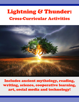 Lightning & Thunder: Cross-Curricular Activities