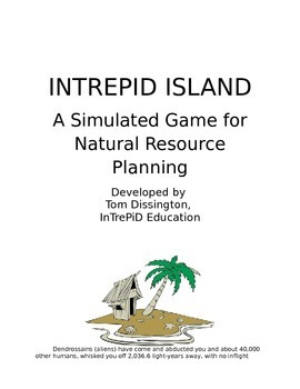 Natural Resources Simulation Game