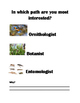 Nature Experts in Our Own Backyard: Plant and Animal Proje