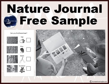 Nature Journal Free Sample