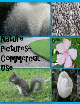 Nature Pictures-Commercial Use